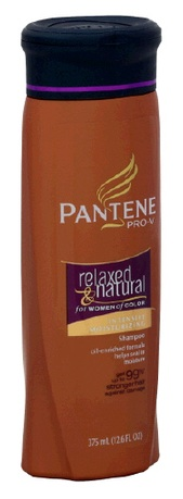 Pantene Pro-V Relaxed and Natural Intensive Moisturizing Shampoo